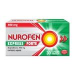 Nurofen Express Forte, 400 mg, kapsułki miękkie, 30 szt.