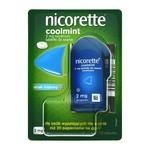 Nicorette Coolmint, 2 mg, tabletki do ssania, 20 szt.