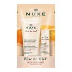 Zestaw Promocyjny Nuxe Reve de Miel, nawilżająca pomadka do ust, 4 g + krem do rąk i paznokci, 30 ml