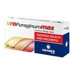 UroFuraginum Max, 100 mg, tabletki, 30 szt.