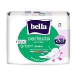 Bella Perfecta Ultra Maxi Green, ultracienkie podpaski, bezzapachowe, 8 szt.