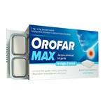 Orofar MAX, 2 mg + 1 mg, pastylki twarde, 20 szt.
