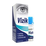 Vizik krople na zmęczone i suche oczy, 10 ml