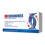 Diosminex, 500 mg, tabletki powlekane, 60 szt.