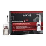 Vichy Dercos Aminexil Clinical 5, kuracja przeciw wypadaniu włosów dla mężczyzn, 6 ml, 21 ampułek