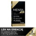 Mensil Max, 50 mg, tabletki do rozgryzania i żucia, 2 szt.