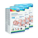 Zestaw 3x Canpol babies, wielofunkcyjne podkłady higieniczne, jednorazowe, 10 szt.